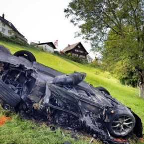 Incidente per Richard Hammond