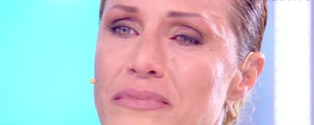 Annalisa Minetti ha perso il figlio