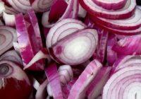 Cipolle rosse combattono cancro al seno e al colon