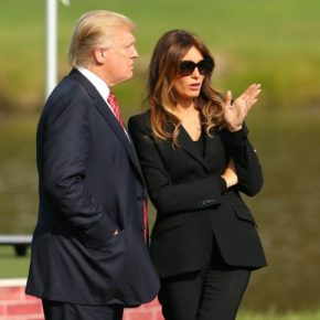 Melania Trump news, amante per la first lady?