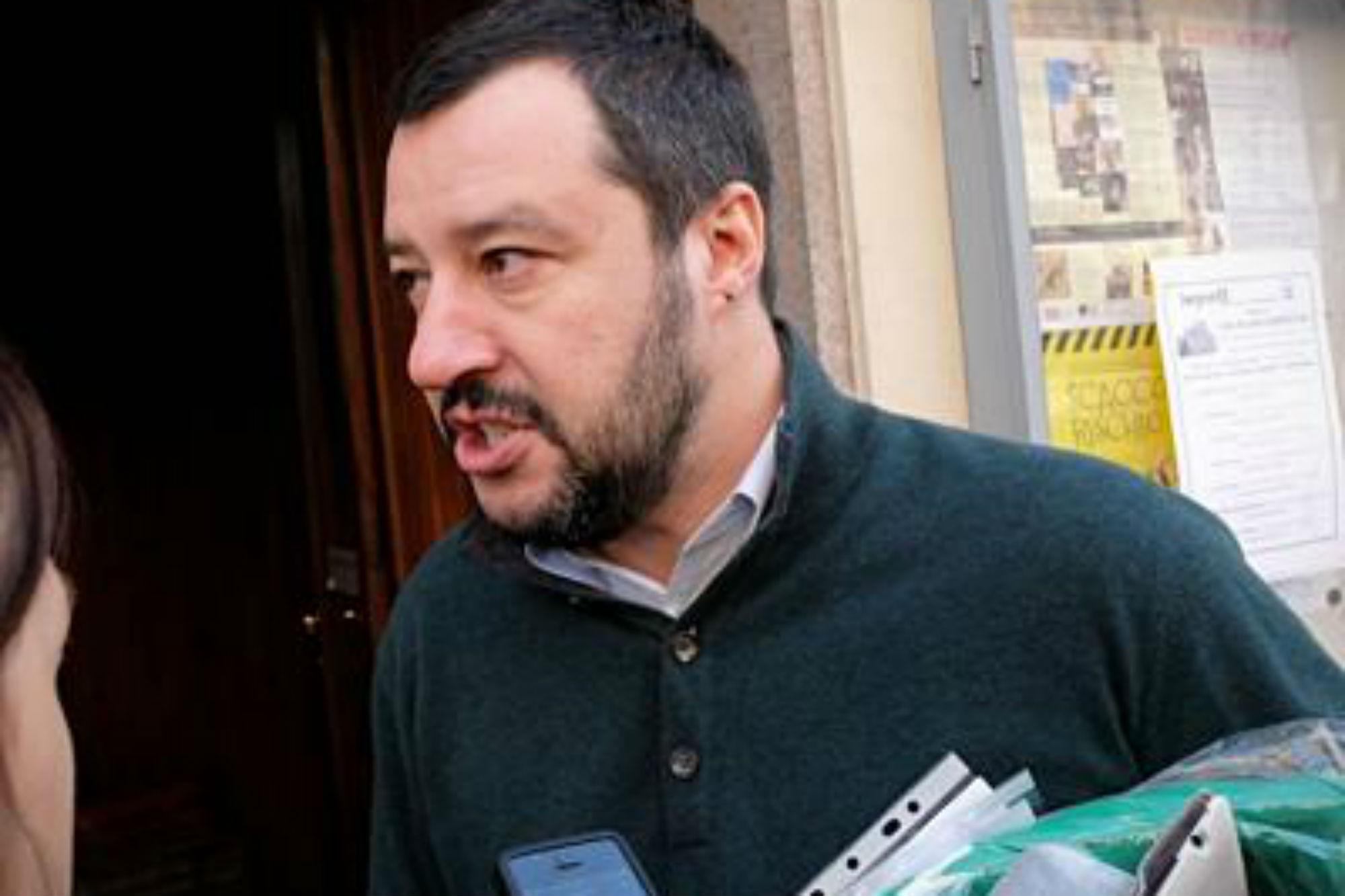 Salvini commenta attacchi terroristici a Londra