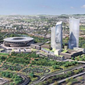 Nuovo stadio della Roma, giunta Raggi approva delibera