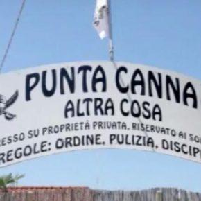 Punta Canna, gestore indagato per apologia del fascismo