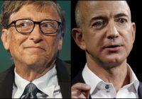 Jeff Bezos supera Bill Gates: è il più ricco del mondo