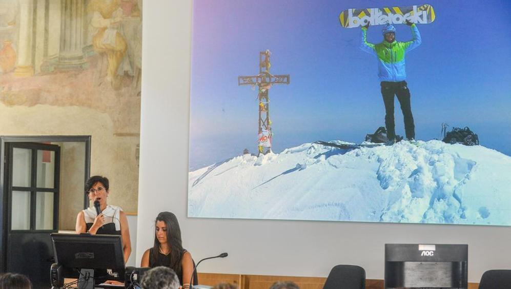 Discute tesi di laurea di Luca Borgone, morto sul Cervino