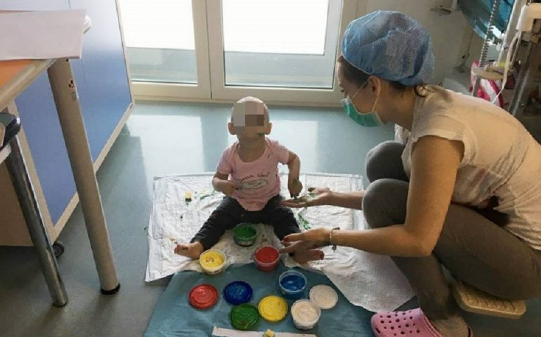 Leucemia potrebbe uccide Alice, bimba di 2 anni