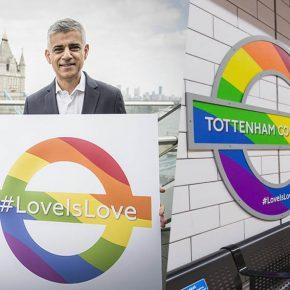 Londra contro omofobia: annunci gay friendly nelle stazioni metro