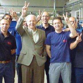 La generosità di Luciano Tamini: lasciata 4 milioni ai dipendenti