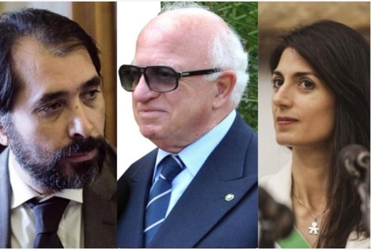 Marra e Scarpellini in libertà, Raggi dai giudici a settembre