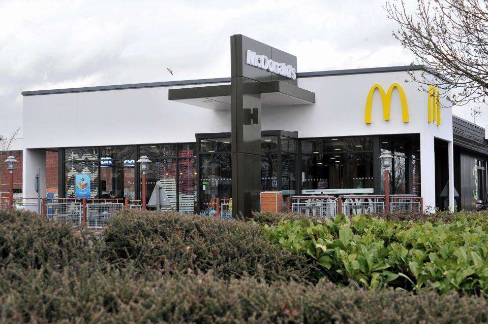 McDonald's, muffa nella macchina del gelato