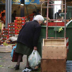 Povertà assoluta preoccupa in Italia, poco lavoro e consumi al palo