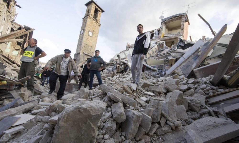 Terremoto Amatrice: case realizzate abusivamente, 5 indagati