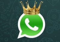WhatsApp batte tutti: prima app di social messaging