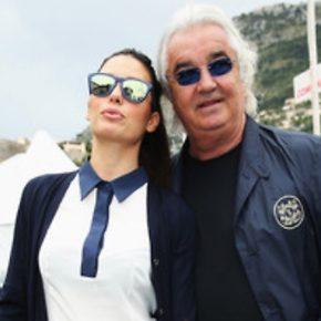 Flavio Briatore e la Gregoraci sono in sintonia: nessuna rottura