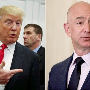 Amazon causa disoccupazione: l'attacco di Trump