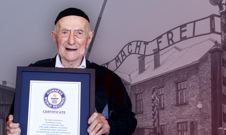 Morto uomo più vecchio del mondo