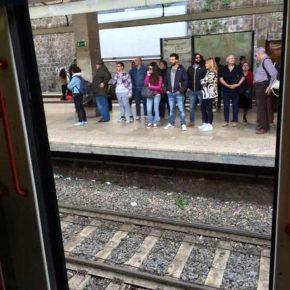 Roma, treno della metro B viaggia con porte aperte: il comunicato Atac