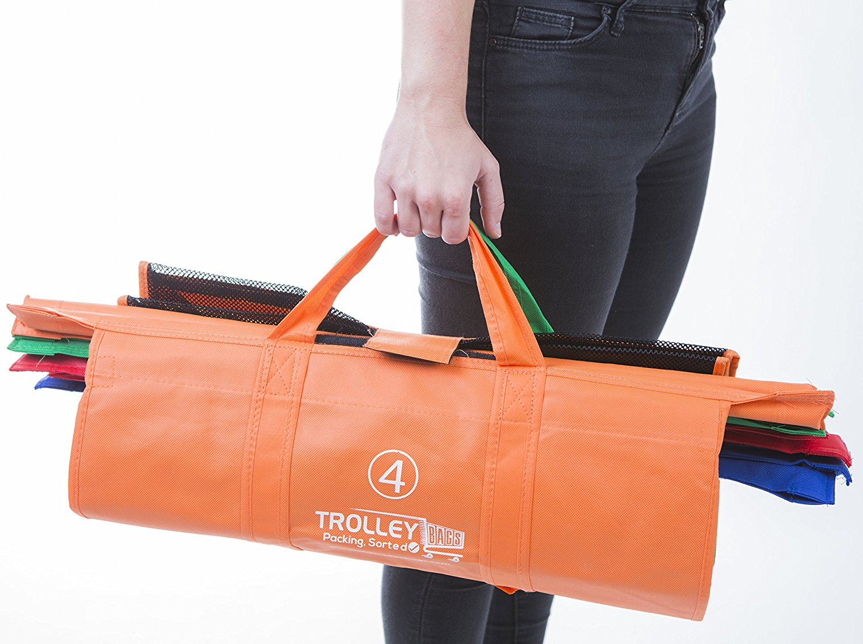 Spesa smart e veloce? Trolley Bags