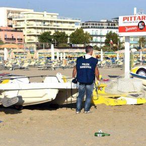 Rimini, polacca violentata: marito derubato