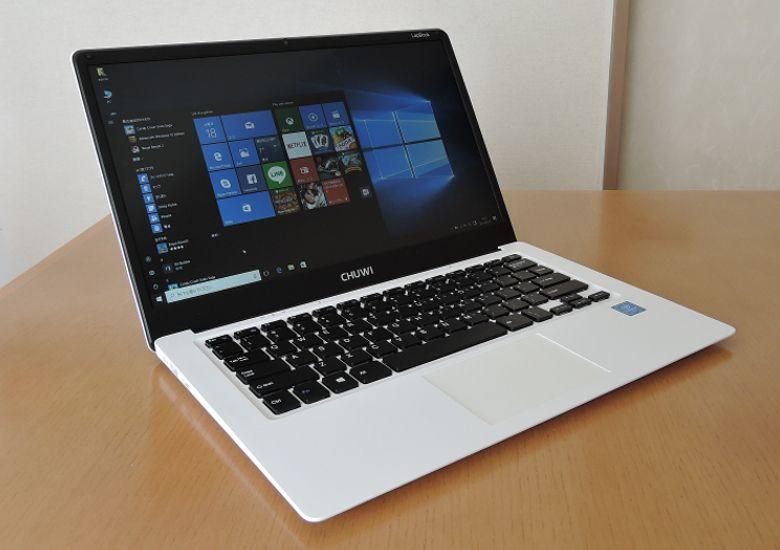 Chuwi LapBook: clone cinese del MacBook Air