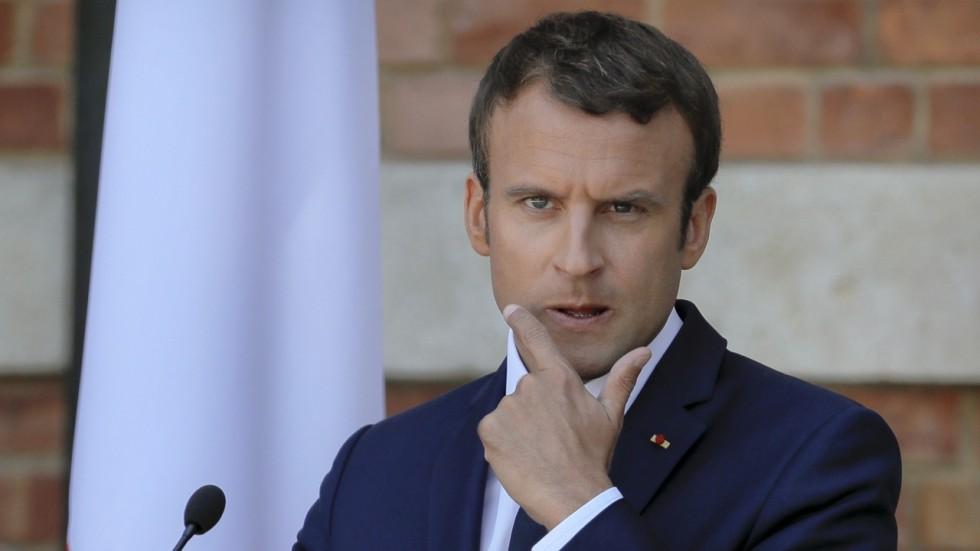 Quanto spende Macron per il trucco? 26.000 euro