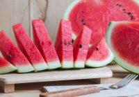 Mangiare anguria per scacciare i tumori