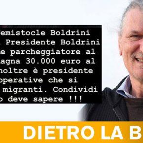 Bufala su Temistocle Boldrini, presunto cugino della presidente della Camera