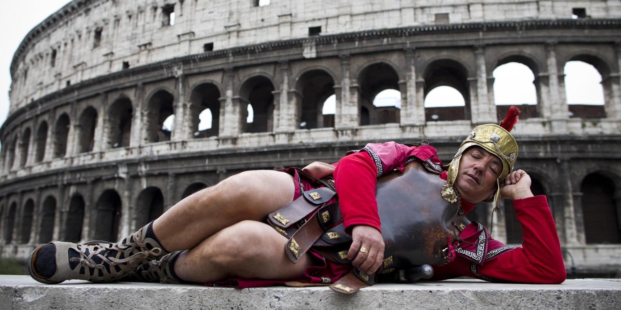 Centurioni a Roma, Tar del Lazio dà ragione a Virginia Raggi