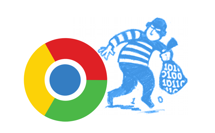 Chrome, Submelius malware minaccia Italia
