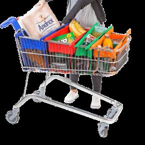Trolley Bags, borse per la spesa intelligente