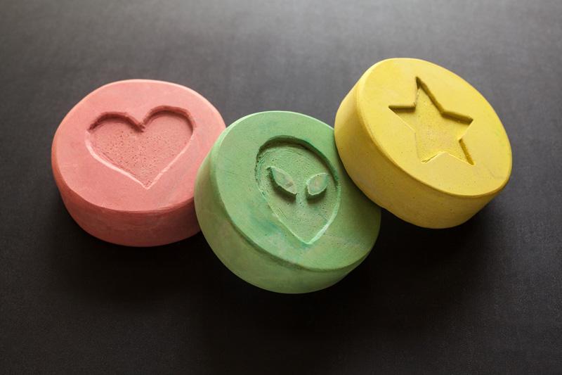 Ecstasy panacea contro stress: ok della FDA