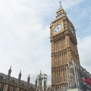 Londra, ultimi rintocchi del Big Ben prima del restauro