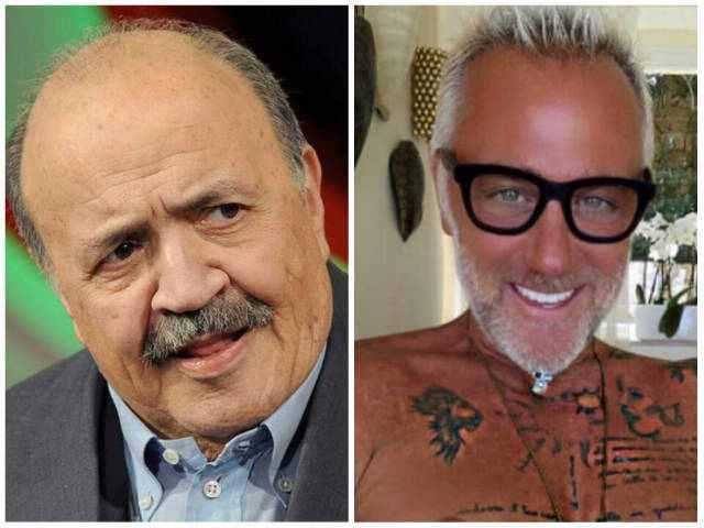 Maurizio Costanzo biasima Gianluca Vacchi su Nuovo TV