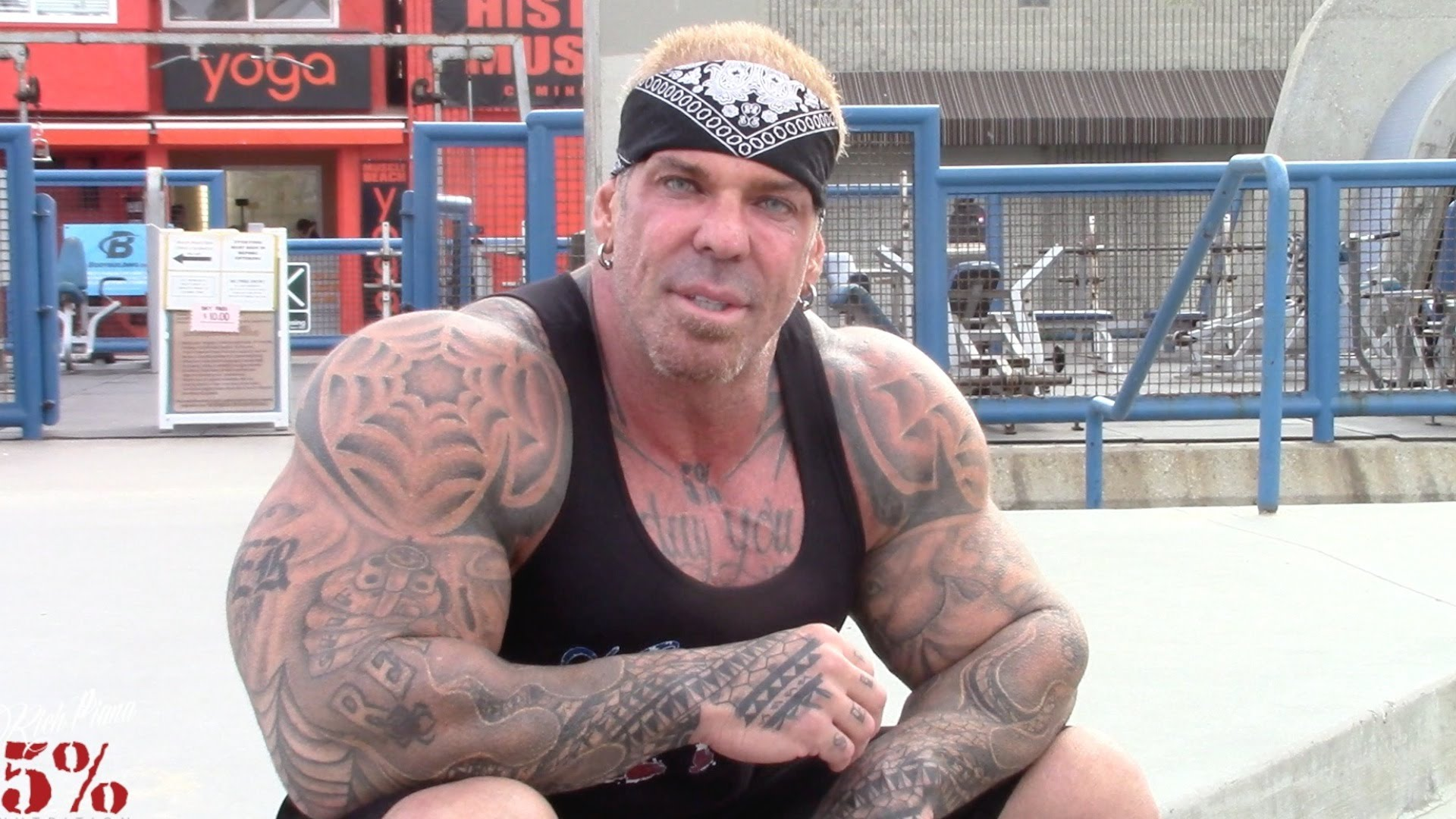 Body building, Rich Piana ucciso da steroidi