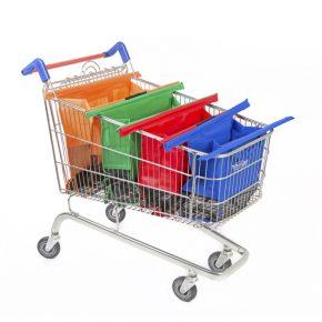 Spesa intelligente con Trolley Bags