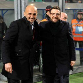 Roma Inter: Spalletti incontra la sua ex squadra