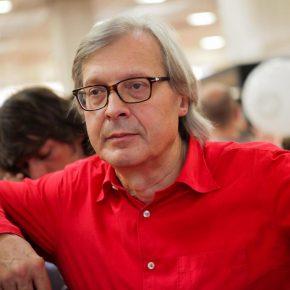 Sgarbi annuncia candidatura alle elezioni regionali della Sicilia