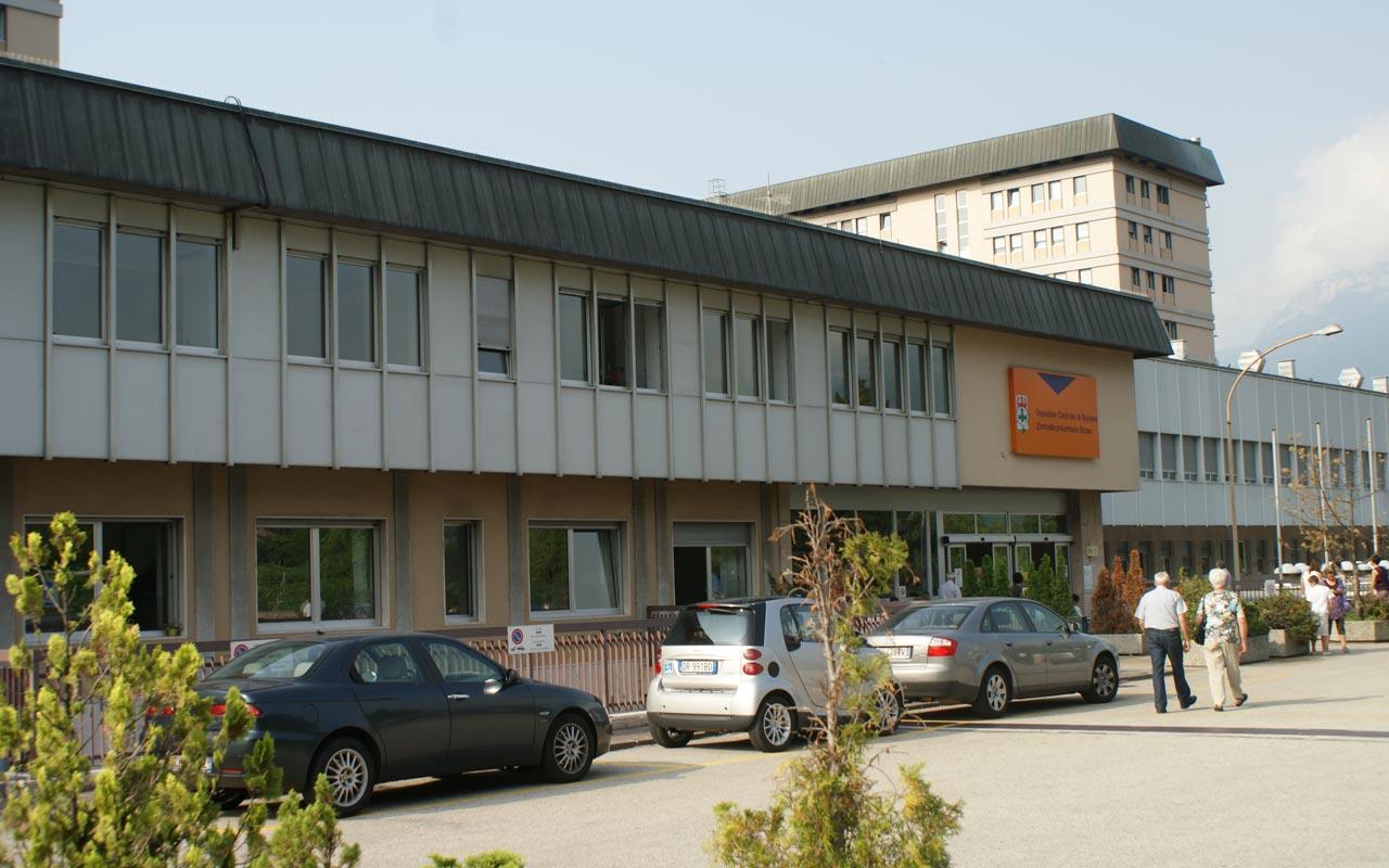 Un caso di tifo a Bolzano, paziente è asiatica