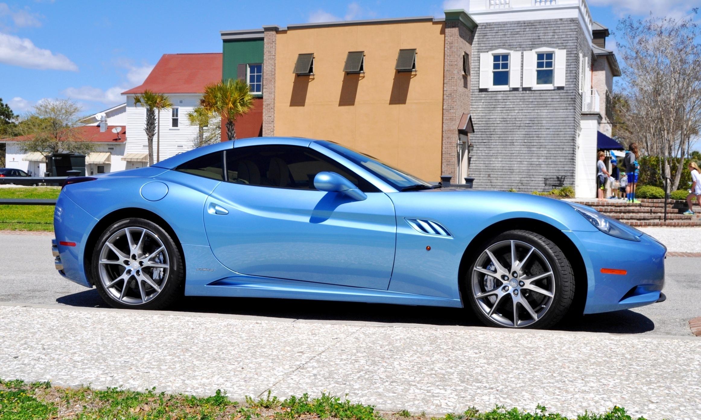 Milano, Ferrari blu parcheggiata nel posto per disabili: padre invalido aggredito