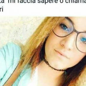 Noemi Durini svanita nel nulla, nessuna segnalazione