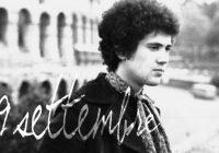 29 settembre 2017, 50 anni dall'uscita del mitico brano di Battisti