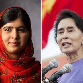 Malala Chiede Rispetto per la Minoranza Islamica in Birmania