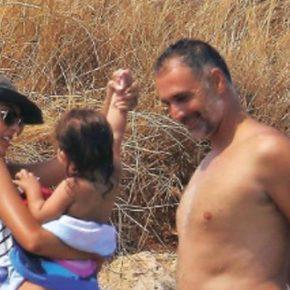 Raoul Bova con la Pancetta a Brindisi: Relax con Luna