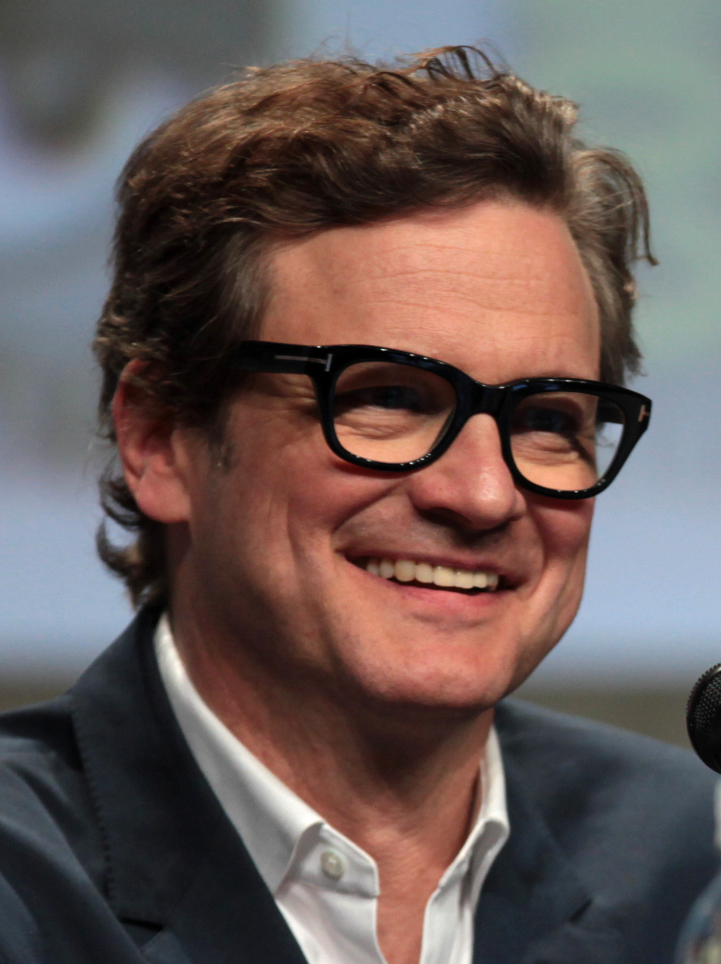 Cittadinanza italiana per Colin Firth