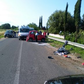 Compra Minicar e muore in incidente con Suv