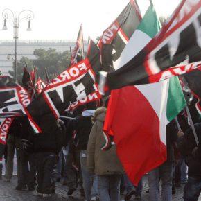 Torna la Marcia su Roma: L'annuncio di Forza Nuova
