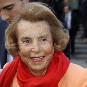L'Orèal, morta Liliane Bettencourt