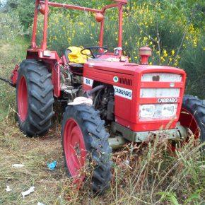 Capannori, sale sul trattore del nonno e cade: morto a un anno