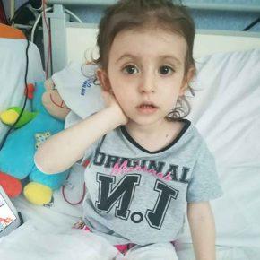 Salviamo Elisa, bimba affetta da leucemia ha pochi giorni di vita