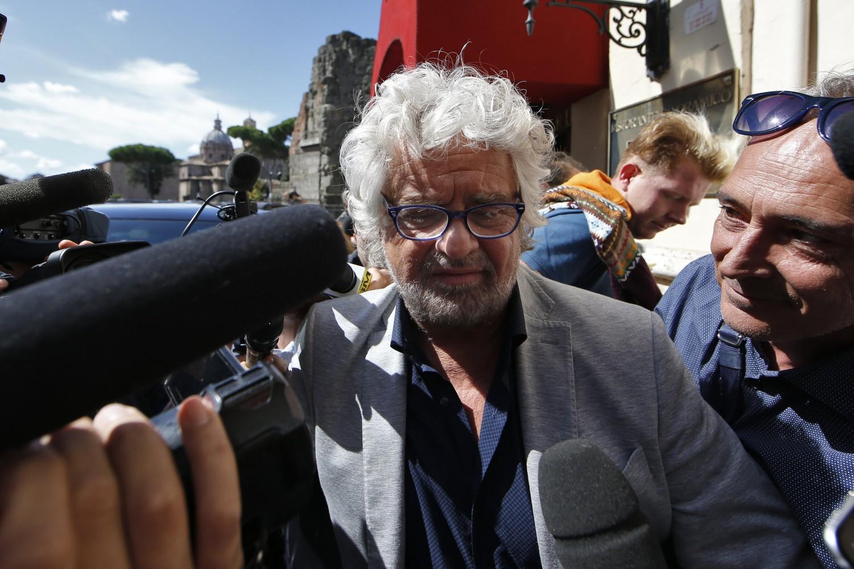 Beppe Grillo, Teatro Flaiano tra le sue proprietà?